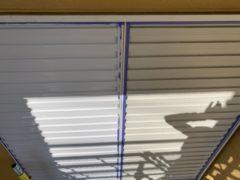 雨戸塗装前塗装後比較