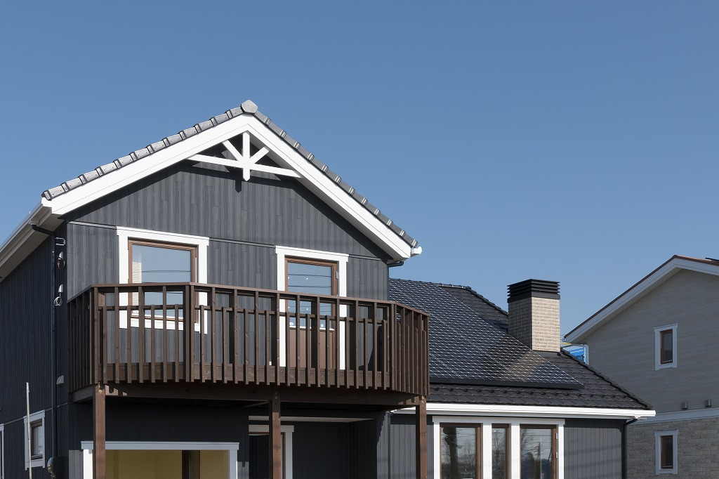 外壁・屋根塗装をするメリット