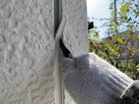 三重県松阪市スレート屋根の塗装をロックペイントの1液型シリコンで