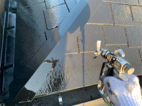 松阪市川井町外壁を塗装する際にはシリコン系以上の塗料がおすすめです