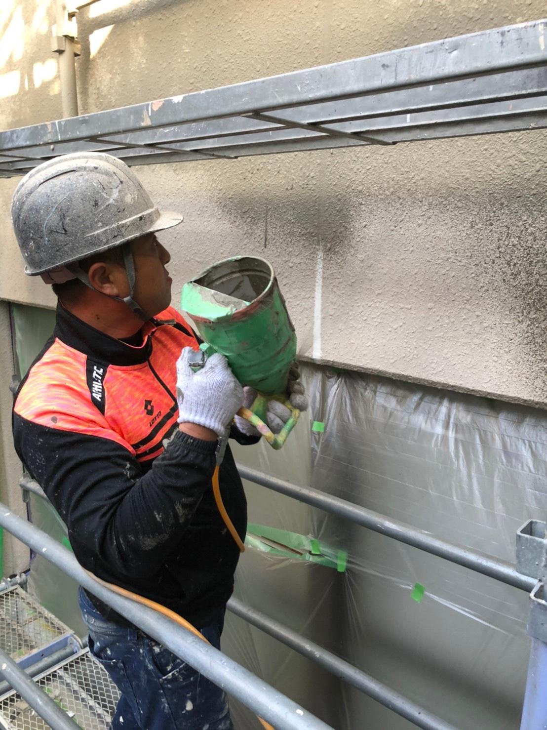 志摩市 S病院塗装工事