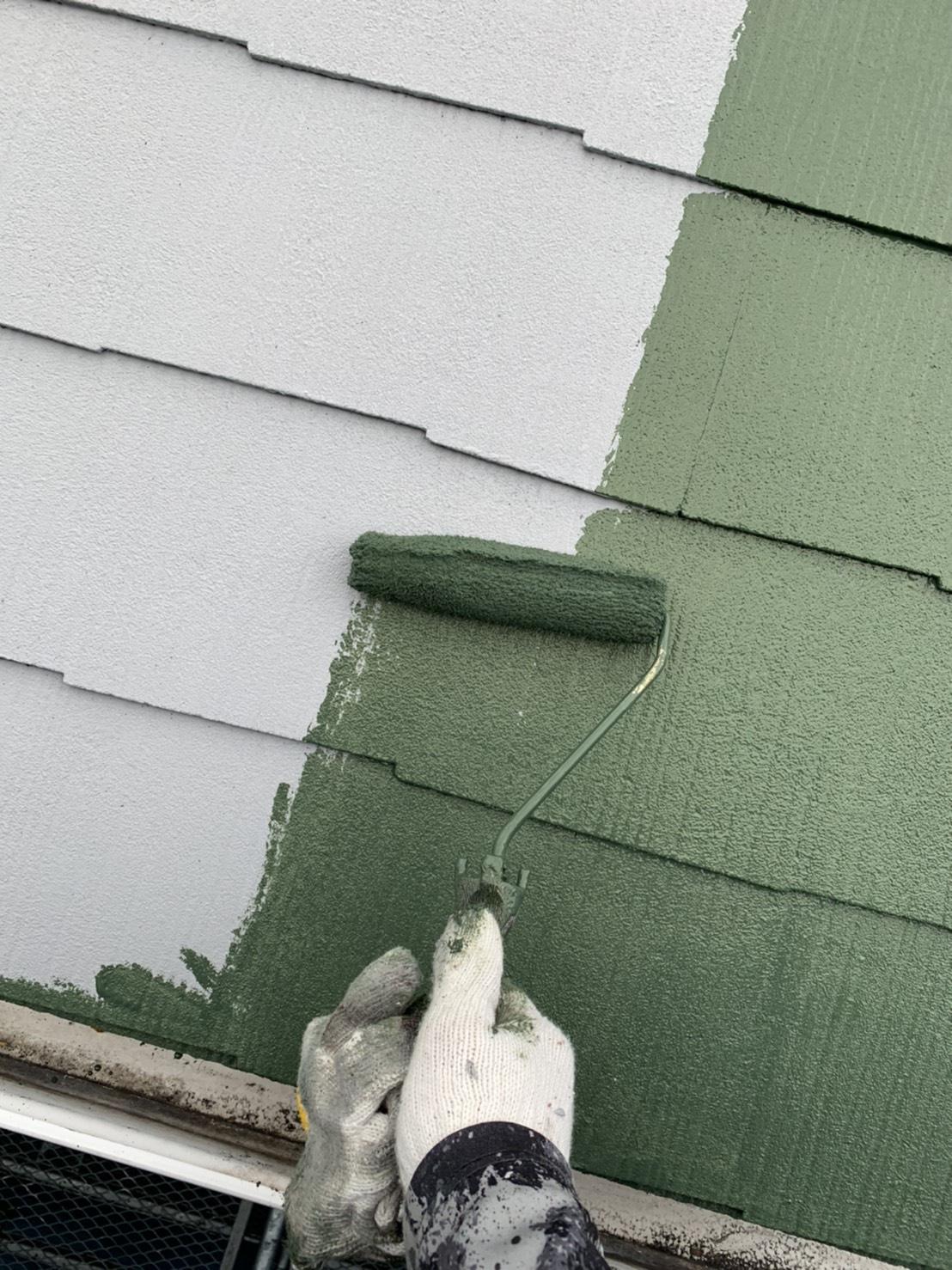 津市 H様邸 塗装工事